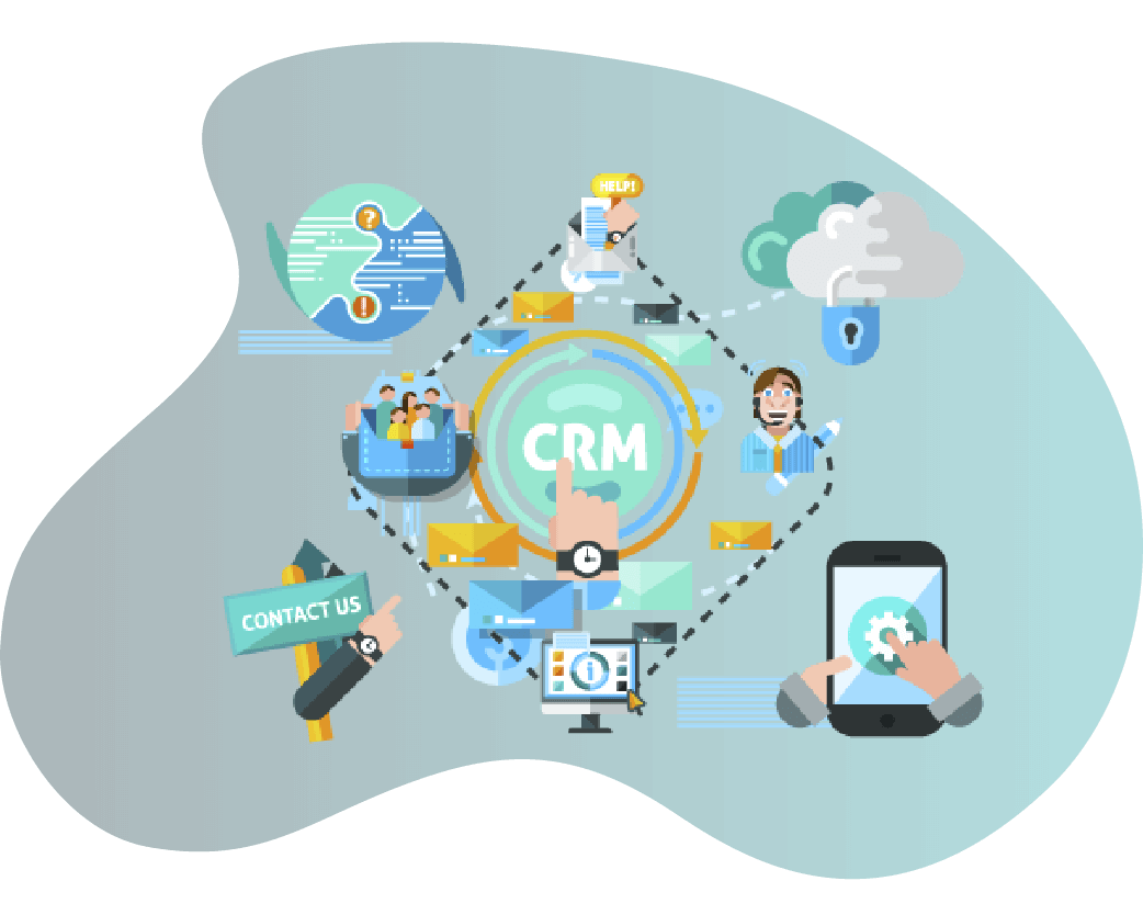 CRM software for Wholesaler